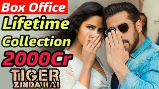 Tiger Zinda Hai Lifetime Total Worldwide Collection | 2000Cr | Salman Khan