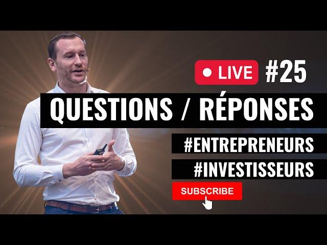 [ Live Questions/Réponses ] #25 - Expert-Comptable - Cabinet FICO - Grégory PROUVOST