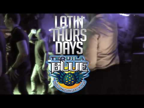 LATIN THURSDAYS @ TEQUILA BLUE - Hosted by Salsa Detroit & Bachata Nights