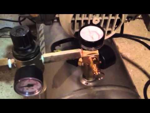 Compresseur fait maison youtube - Range bouteille fait maison ...