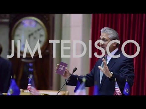 Tedisco Stands Up for Us