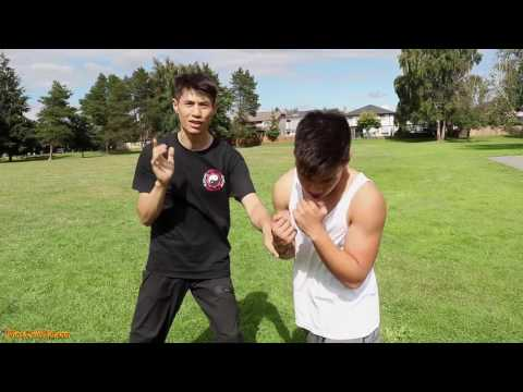 How To Knock Someone Out - Street Fight Secrets - Self Defense