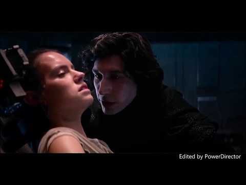 Kylo Ren x Rey Every time we touch