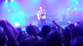 Manic Street Preachers - From Despair To Where - Acoustic @ The Barras 04.04.14