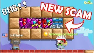 NEW GEMS SCAM TRICK!! (RIP WLS/GEMS) OMG!! | GrowTopia