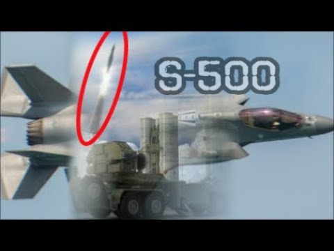Russia's S-500: The