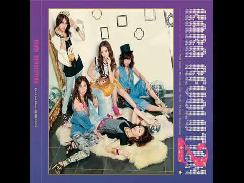 [mp3] Kara - 05 Let It Go (Revolution 2 Album)