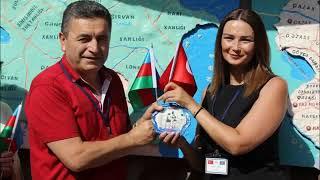 İSTAD-İstanbul Türkiye Azerbaycan Derneği Azerbaycan Gezisi-2017