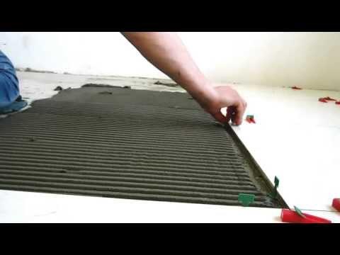 видео: Система Выравнивания Плитки (СВП) - технология укладки