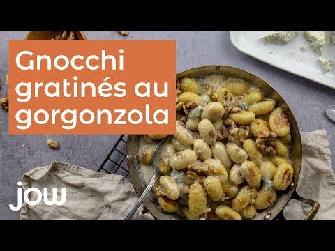 recette-des-gnocchi-gratinés-au-gorgonzola