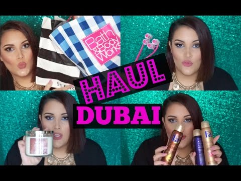 Dubai Haul ❀ Sephora, Huda Beauty, Bath and Body Works, Daiso, ABH, Kat von D... | Yas & Nab