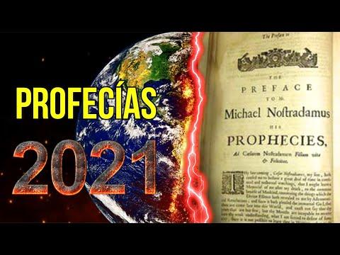 PROFECÍAS 2021   LAS PROFECÍAS DE NOSTRADAMUS Y MÁS PARA 2021