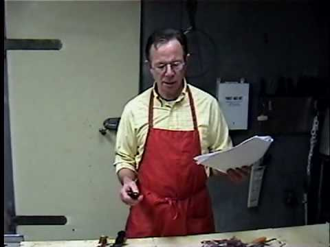 how to cut steaks from deer hind quarter