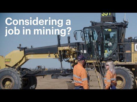 Considering A Job In Mining?