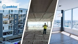 DELTABEAM® Frame – Luxenbourg phase III project details