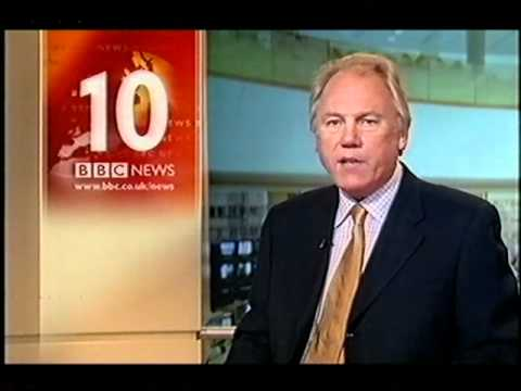 2001-09-11 World Trade Center Attacks, BBC + ITV Evening News Openings