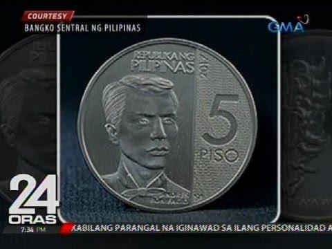 Bagong P5 na may mukha ni Andres Bonifacio, ilalabas na