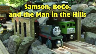 Enterprising Engines: Samson, BoCo, and the Man in the Hills