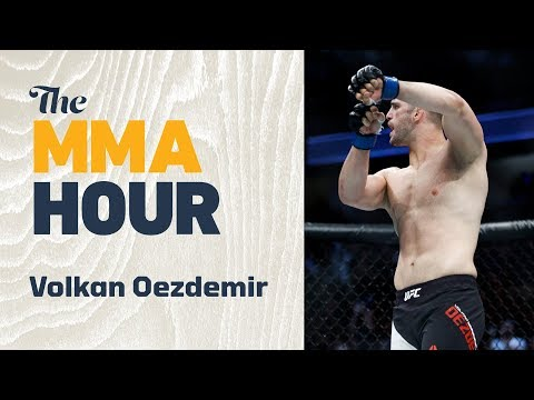 Volkan Oezdemir Explains Why He Should Fight Alexander Gusta