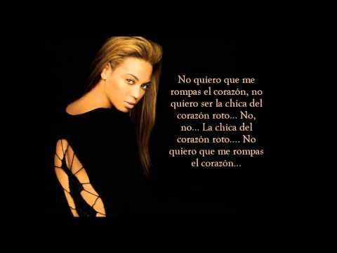 Beyoncé - Broken-Hearted Girl (Subtitulos en Español)
