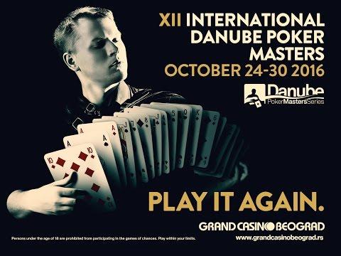 Danube Poker Masters XII