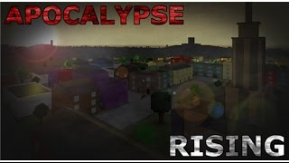 Roblox: Apocalypse Rising w/ cookiewookie527 Part.2