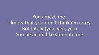 Luh Kel - BRB (Lyrics)