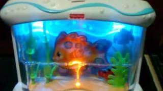 Fisher Price Ocean Wonders Musical Aquarium Crib Attachment