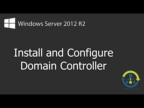 How To Install Windows Server 2012 R2 Domain Controller (Step By Step Guide)