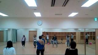 11/5***HiroMi teaches『b.u.t (be-au-ty)/東方神起』