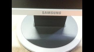 삼성 19인치 LCD모니터수리 남원 컴퓨터수리 모니터수…