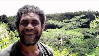 Volcano Eruptions - Mt Matavanu Samoa, Meet The Crater Man