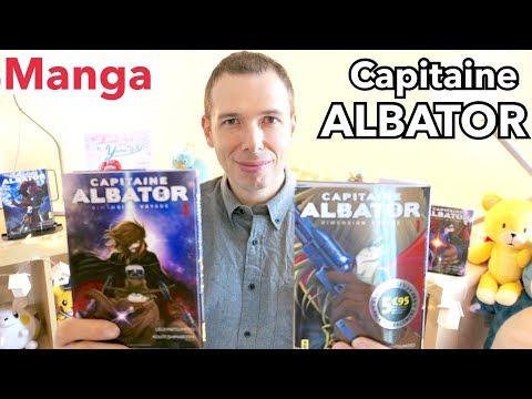 CHRONIQUE MANGA #33 | Capitaine Albator Dimension Voyage, le nouveau manga Captain Harlock