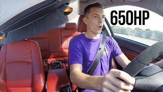 Single Turbo 335i - First Pulls!