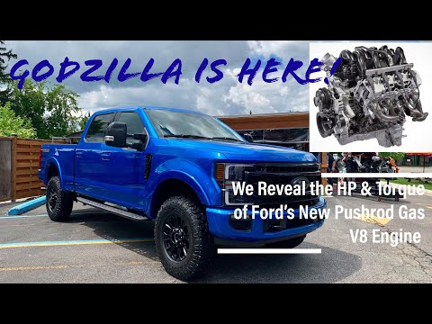 "Perfect for Engine Swaps! | Ford Reveals 7.3L ""Godzilla"" Gas V8 Horsepower and Torque Numbers"