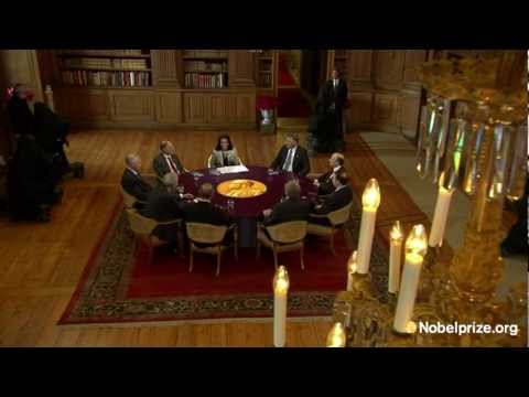 2011 Nobel Laureates in a round table discussion program, Nobel Minds