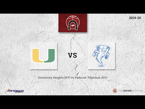 University Heights (KY) Vs Paducah Tilghman (KY)