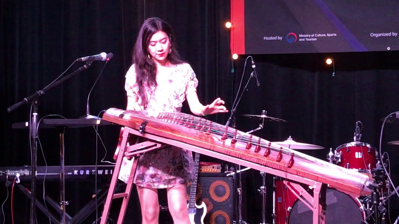 Image result for luna, Gayageum -korean,