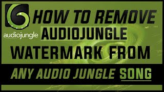 Remove Audiojungle Watermark in less than 2 Min!!! | Flitzip