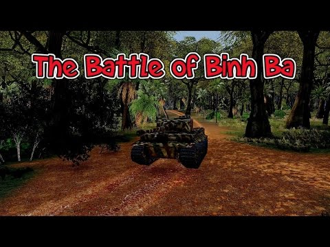 the battle of bhin ba essay Prelude: this was a battle fought mainly by 'd&b' company 5rar in conjunction with centurion tanks and apc's on the village of binh ba, 10clicks to the north of nui dat, fought over 2 days on the 6/8 june 69.