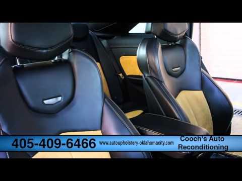 Cooch's Auto Reconditioning | Dash, Plastic Panel, Carpet & Fabric Repairs In Oklahoma City, OK