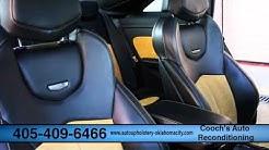 Cooch's Auto Reconditioning   Dash, Plastic Panel, Carpet & Fabric Repairs in Oklahoma City, OK