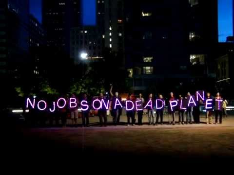 No Jobs On A Dead Planet ~ NTLB