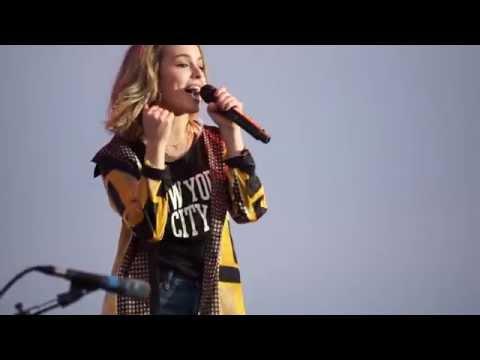 Blonde - Bridgit Mendler - Sonoma County Fairgrou