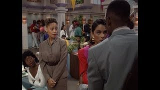 A Different World: 6x03 - Dwayne makes up with Whitley after their fight