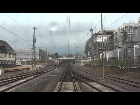 S5 Friedrichsdorf - Frankfurt Süd