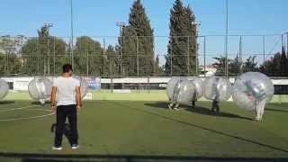 Altay Mesleki ve Teknik Anadolu Lisesi Balon Futbolu Final Maçı