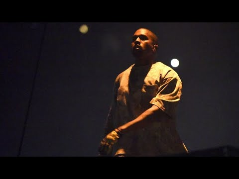 Kanye West Previews New Song 'Lift Yourself'