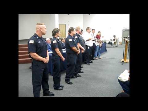 Crestview Fire Dept. Lifesavers Honored