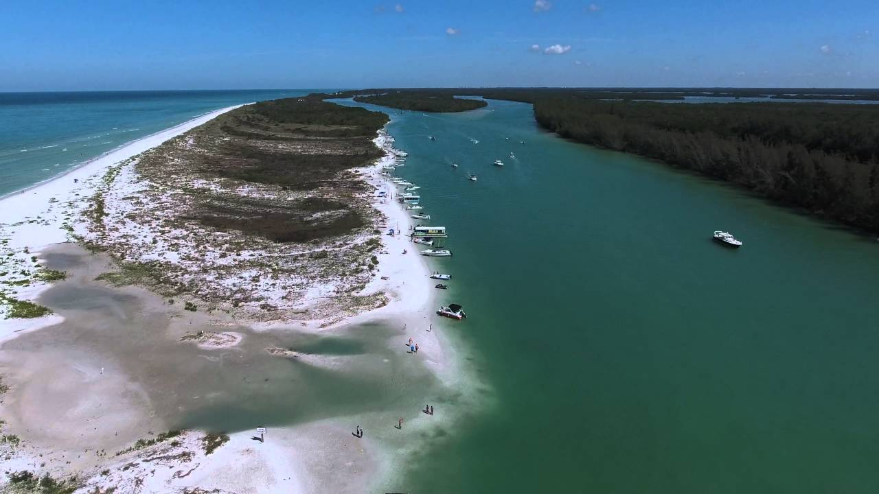 southwest florida barrier island - 1280×720